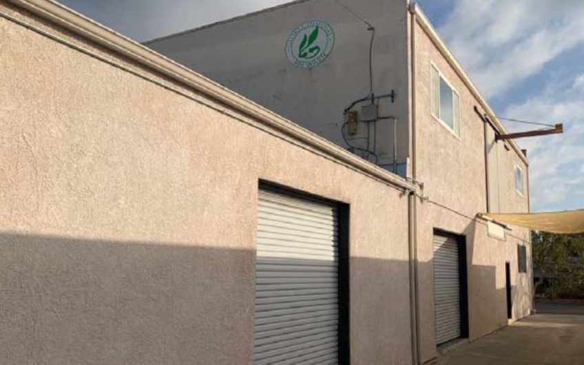 REDUCED PRICE – La Mesa Licensed Built-Out Manufacturing Distribution Facility for Sale